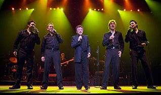 Frankie Valli and the Four Seasons tickets at The Mountain Winery in Saratoga