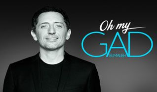 Gad Elmaleh tickets at The Theatre at Ace Hotel in Los Angeles