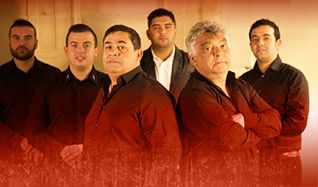 Gipsy Kings tickets at Humphreys Concerts by the Bay, San Diego