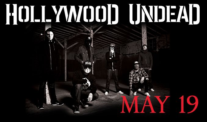 Hollywood Undead tickets at Starland Ballroom in Sayreville