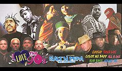 I Love the 90's: Salt-N-Pepa, Coolio, Tone Loc, Color Me Badd, All-4-One, Rob Base, Young MC tickets at King County's Marymoor Park in Redmond