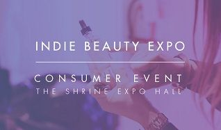 Indie Beauty Expo Consumer Event tickets at Shrine Expo Hall in Los Angeles