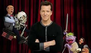 Jeff Dunham: Perfectly Unbalanced Tour tickets at The Mountain Winery in Saratoga