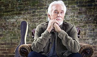 Kenny Rogers' Final World Tour:  tickets at The Mountain Winery in Saratoga
