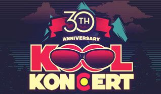 30th Anniversary KOOL KONCERT: Huey Lewis and the News, The Go-Go's, Kool & The Gang, The Fixx tickets at Fiddler's Green Amphitheatre in Greenwood Village