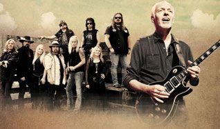 Lynyrd Skynyrd and Peter Frampton tickets at Fiddler's Green Amphitheatre in Greenwood Village