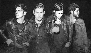 NEEDTOBREATHE tickets at St. Augustine Amphitheatre, St. Augustine