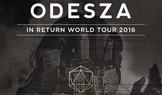 ODESZA tickets at Event Center at San Jose State University in San Jose