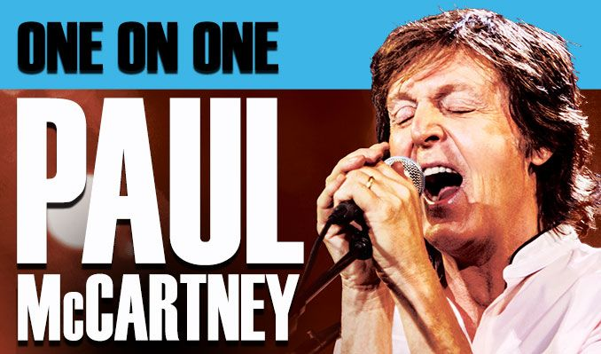 Paul McCartney tickets at Metlife Stadium, East Rutherford