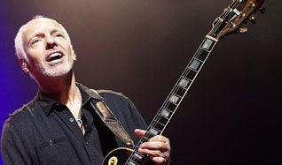 Grammy Winner Peter Frampton tickets at The Mountain Winery in Saratoga