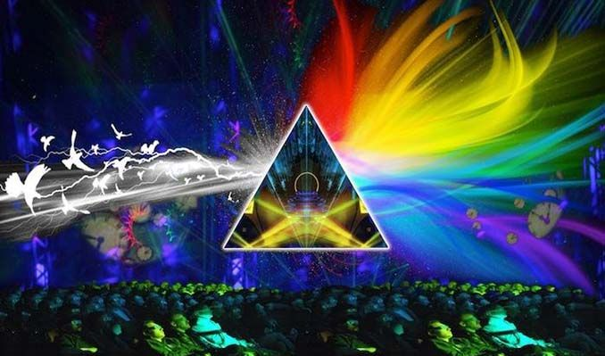 Pink Floyd Laser Spectacular tickets at Rams Head Live!, Baltimore