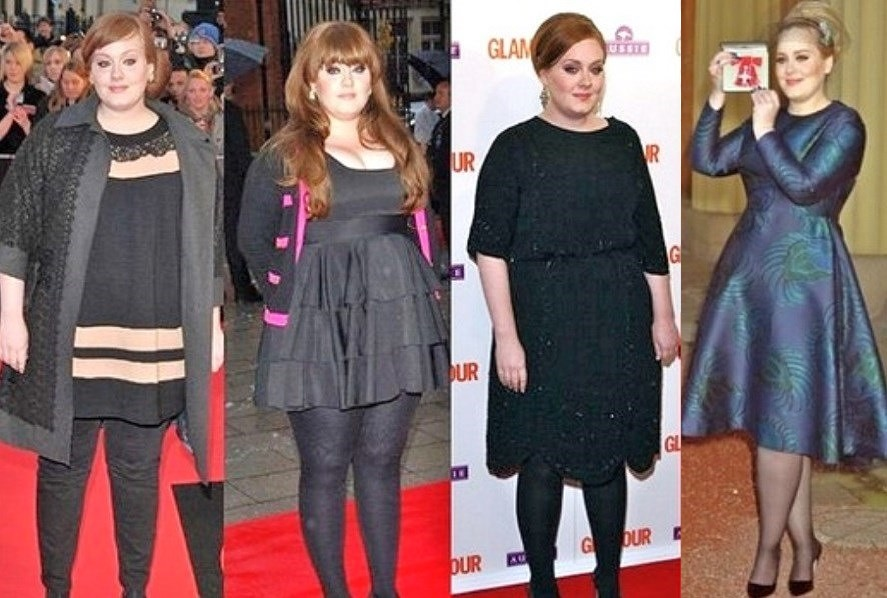 Adele's weight loss secrets revealed: Vegetarian diet and ...