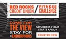 Red Rocks Fitness Challenge tickets at Red Rocks Amphitheatre in Morrison