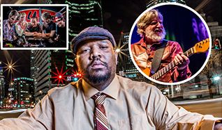 Roosevelt Collier's Colorado Get Down feat. Bill Nershi tickets at Bluebird Theater in Denver