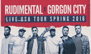 Rudimental & Gorgon City tickets at Shrine Expo Hall in Los Angeles