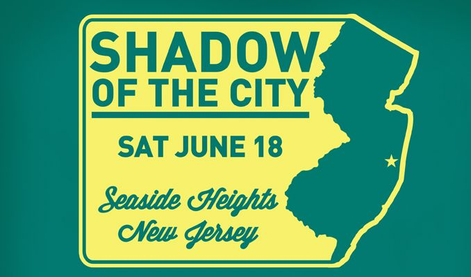 Shadow of the City 2016 tickets at Seaside Heights Beach in Seaside Heights