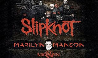 Slipknot tickets at MGM Grand Garden Arena in Las Vegas