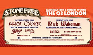 Stone Free Festival tickets at The O2 in London