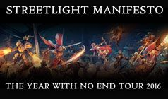 Streetlight Manifesto tickets at Starland Ballroom in Sayreville