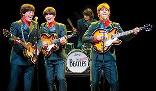 The Bootleg Beatles In Concert tickets at Eventim Apollo in London