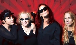 The Go-Go's Farewell Tour plus special guests Best Coast, Kaya Stewart tickets at Vina Robles Amphitheatre in Paso Robles