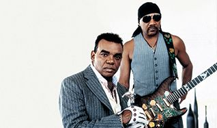 The Isley Brothers tickets at The Mountain Winery in Saratoga