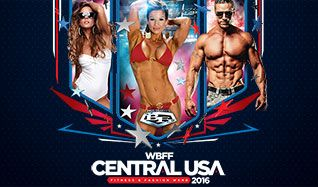 The WBFF Central US Fitness Show 2016 tickets at Arvest Bank Theatre at The Midland in Kansas City