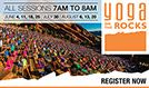 Yoga on the Rocks 2016 tickets at Red Rocks Amphitheatre in Morrison