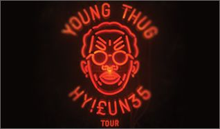 Young Thug tickets at The Regency Ballroom in San Francisco