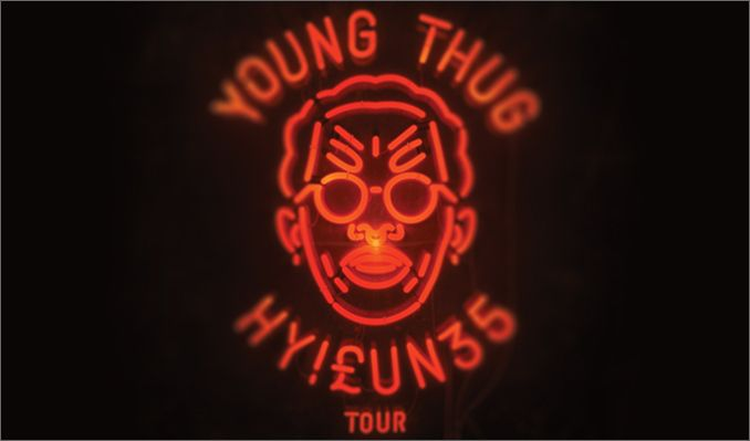 Young Thug tickets at The Showbox, Seattle