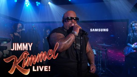 CeeLo Green bringing the Love Train to Buffalo