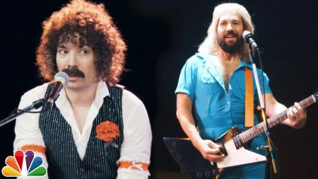 Watch Jimmy Fallon and Paul Rudd recreate Styx's 'Too Much Time On My Hands'