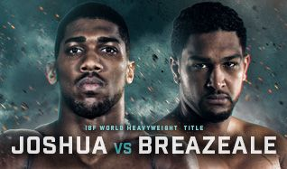 A Night Of Championship Boxing tickets at The O2 in London