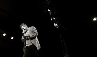 Adam Hills tickets at Eventim Apollo, London