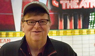 An afternoon with Michael Moore tickets at The Warfield in San Francisco