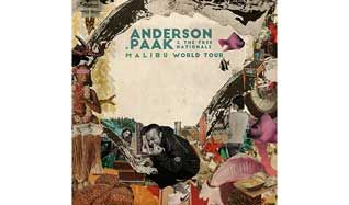 Anderson .Paak  & The Free Nationals tickets at Crystal Ballroom in Portland