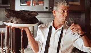 Anthony Bourdain tickets at Bellco Theatre in Denver
