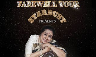 Asha Bhosle's Farewell Tour tickets at The SSE Arena, Wembley in London