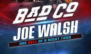 Bad Company and Joe Walsh tickets at Red Rocks Amphitheatre in Morrison