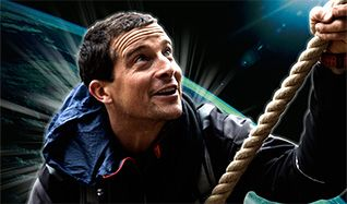 Bear Grylls tickets at Motorpoint Arena Cardiff, Cardiff