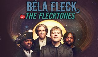 Bela Fleck & The Original Flecktones tickets at Keswick Theatre, Glenside