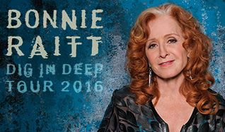 Bonnie Raitt tickets at Fox Theatre in Atlanta