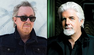 Boz Scaggs / Michael McDonald tickets at The Mountain Winery in Saratoga