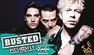 Busted tickets at The SSE Arena, Wembley in London