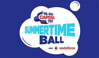 Capital's Summertime Ball tickets at Wembley Stadium in London