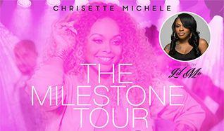 Chrisette Michele tickets at Ogden Theatre in Denver