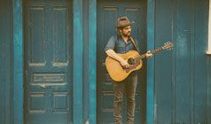 Gregory Alan Isakov and The Ghost Orchestra tickets at The Showbox in Seattle