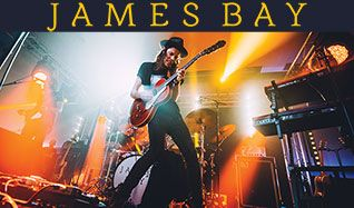 James Bay tickets at Arvest Bank Theatre at The Midland in Kansas City