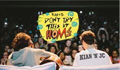 Kian 'N' JC tickets at PlayStation Theater in New York
