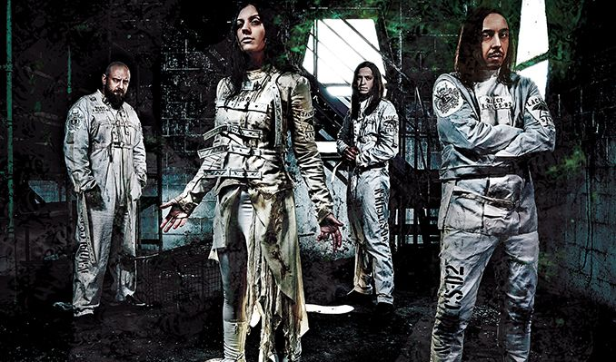 Lacuna Coil tickets at Rams Head Live!, Baltimore